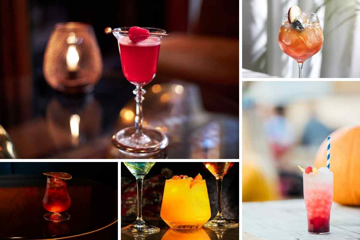 Where to Drink My Favorite Autumn Cocktails in London 2021