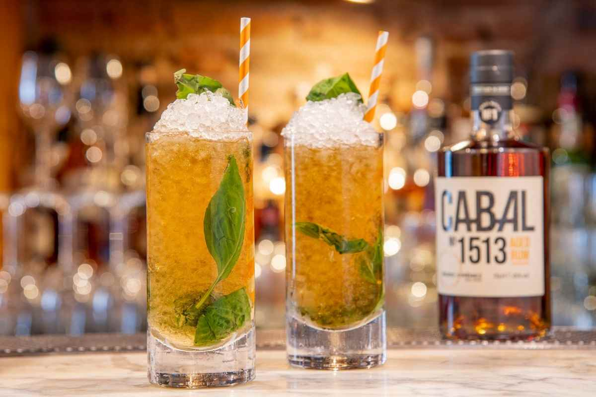 How to Make the Cabal Rum Royale