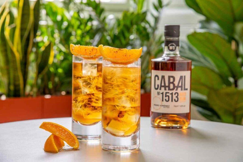 Cabal Rum Cabalero Cocktail