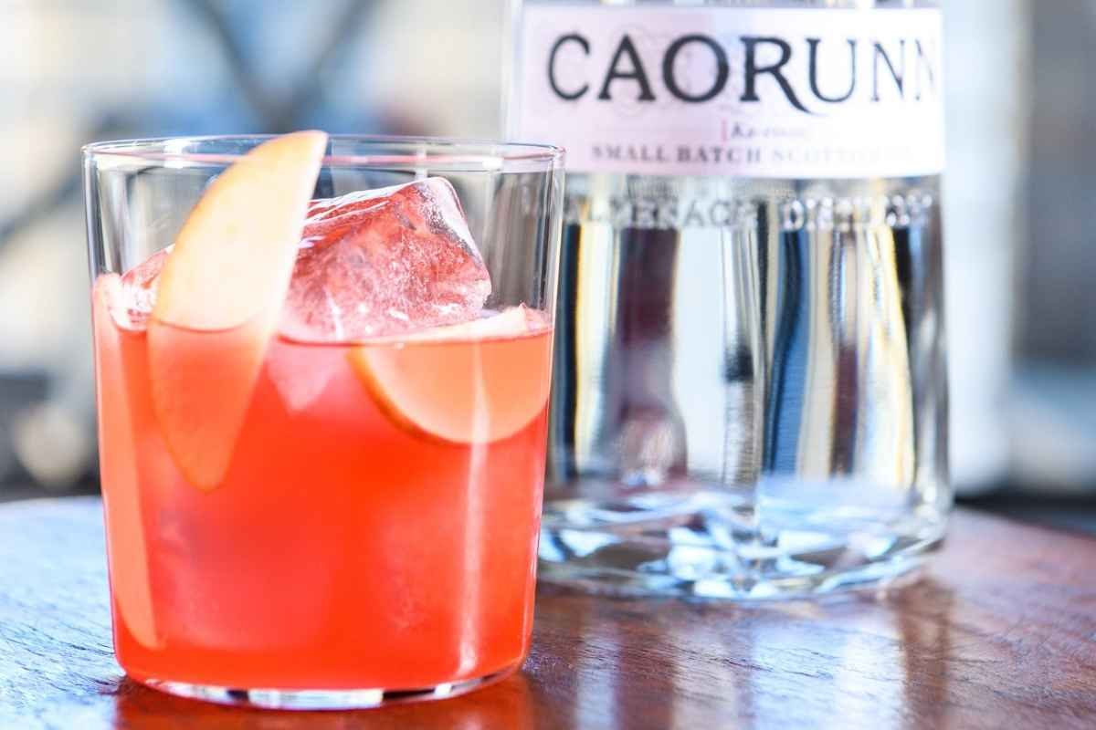 How to Make the Caorunn Gin's Afternoon in the Highlands