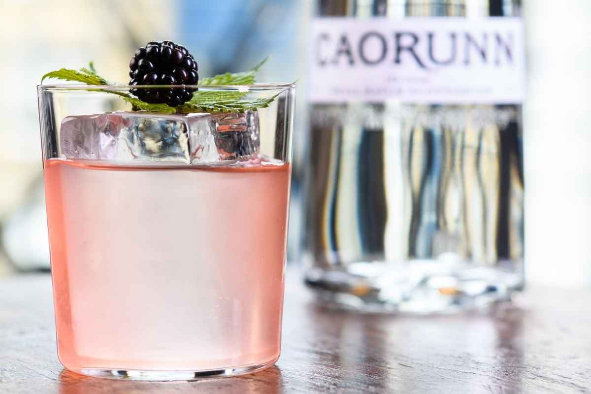 How to Make the Caorunn Gin's Celtic Remedy