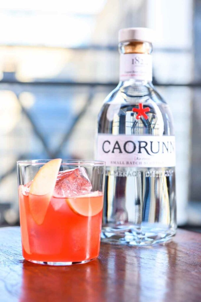 Caorunn Gin's An Afternoon in the Highlands - up