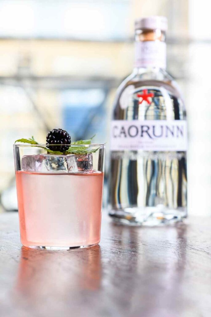 Caorunn Gin's Celtic Remedy - UP