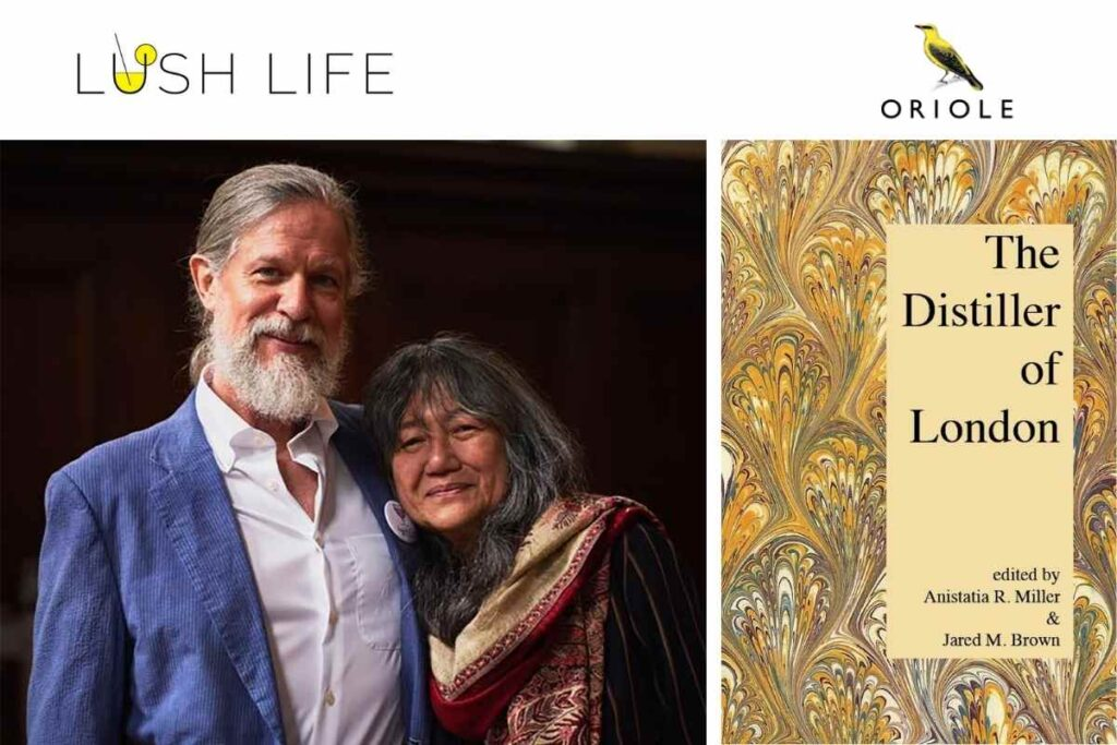 Lush Life - Oriole Book Club - Anistatia Miller and Jared Brown