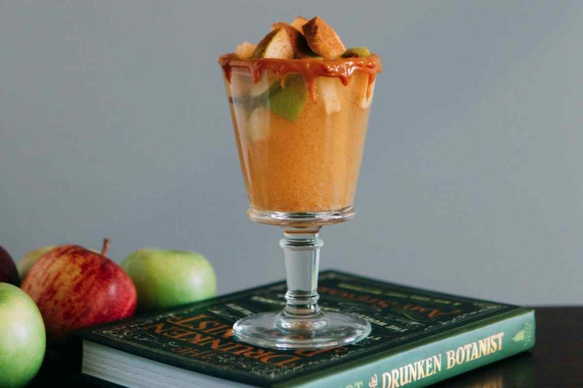 How to Make the Gin Bothy Toffee Apple