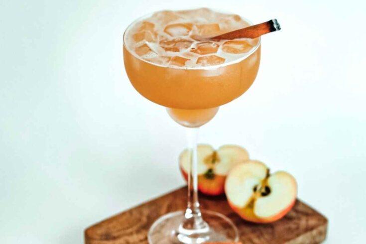 Código Tequila Apple Cider Margarita