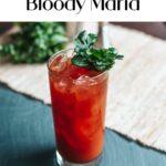 Código Tequila Bloody Maria - Pinterest