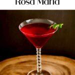 Código Tequila Rosa Maria - Pinterest