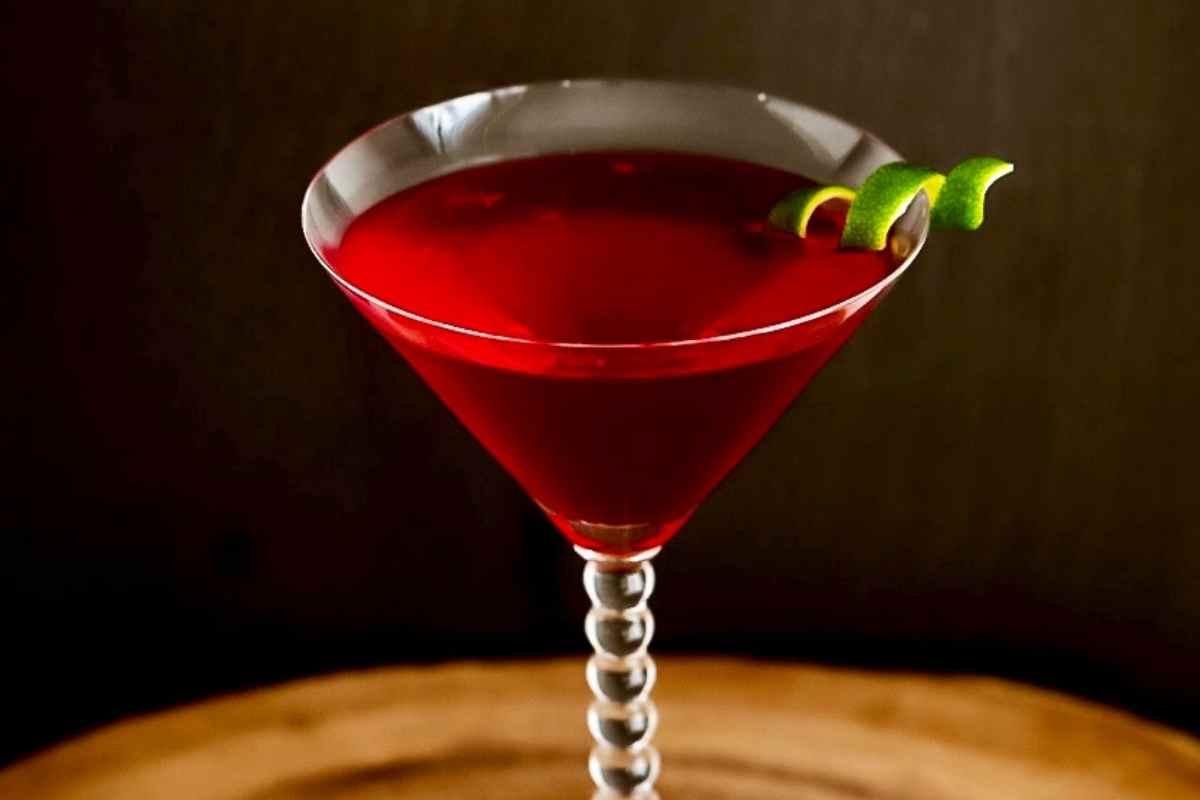 How to Make the Código Tequila Rosa Cosmo