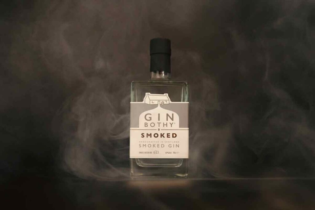 Gin Bothy Bottle
