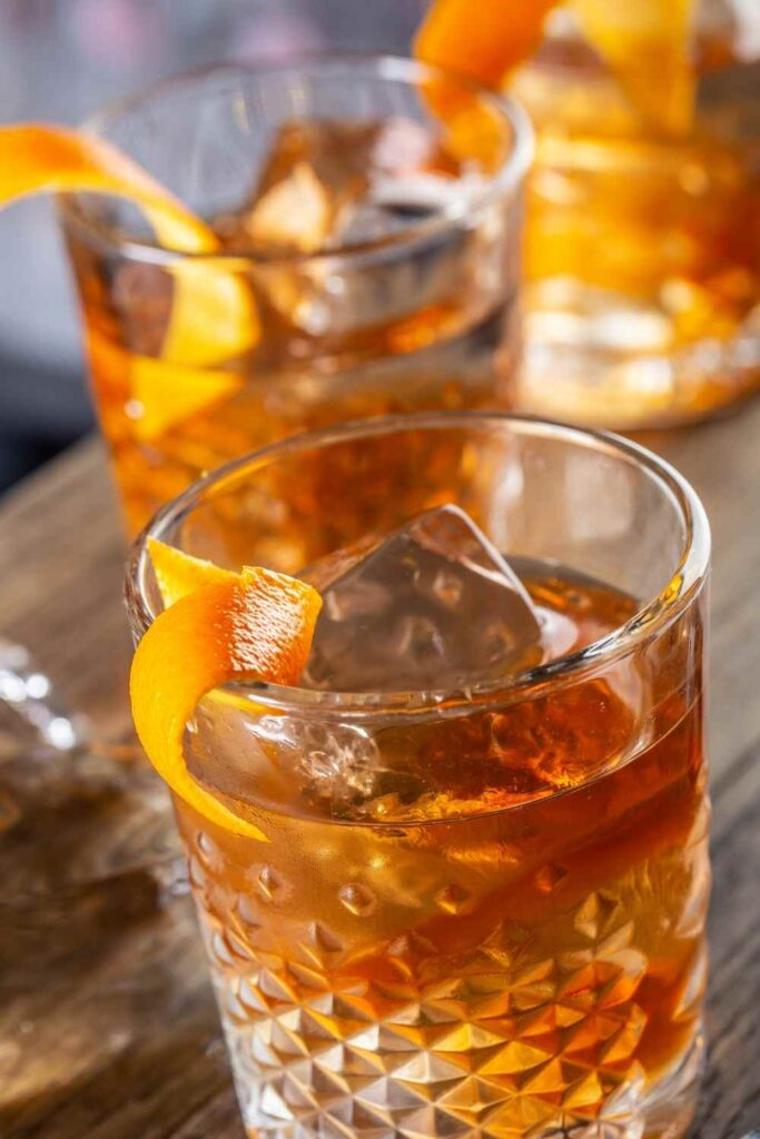 Rum Old Fashioned 2