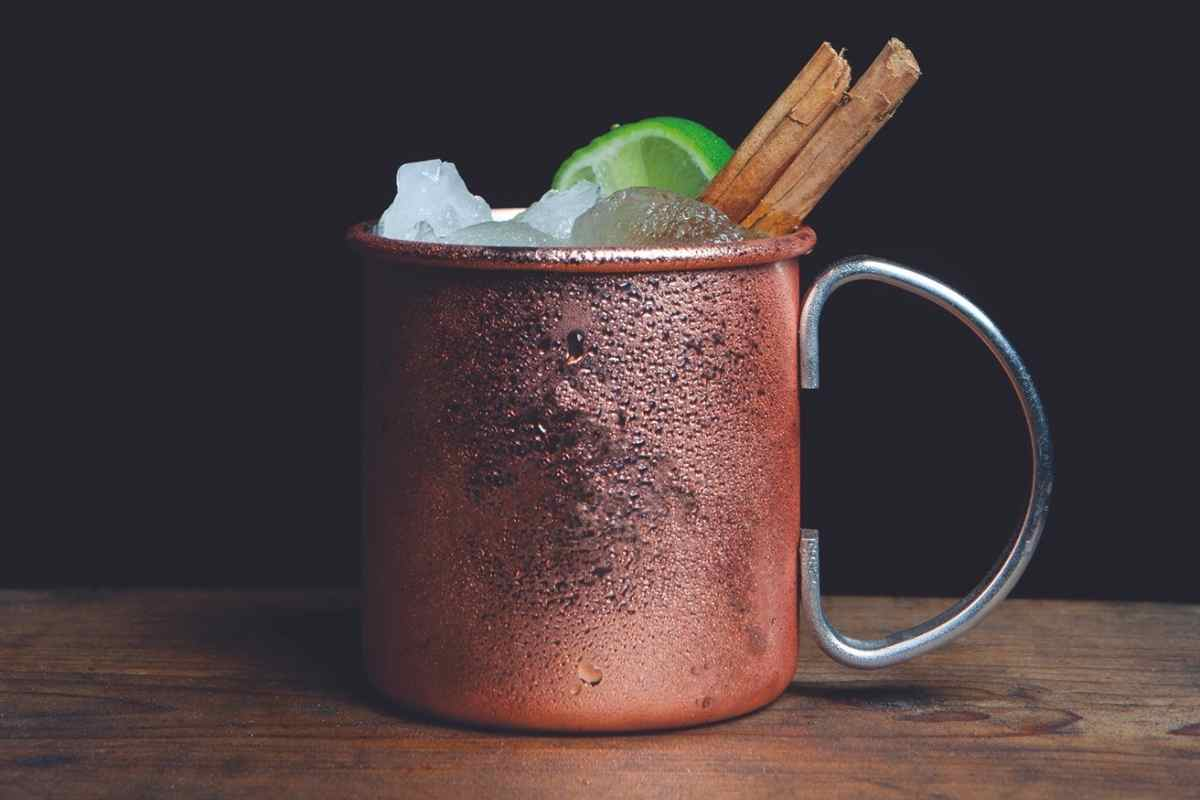 How to Make Gin Bothy's Scottish Bothy Mule